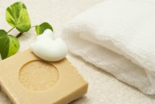 鼻の黒ずみ予防洗顔