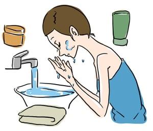 敏感肌の人がクレンジングオイルを使うときの注意点